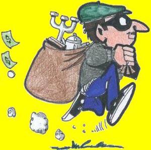 Фото №1 - В Мехико похищен Пикассо стоимостью $650 тыс.
