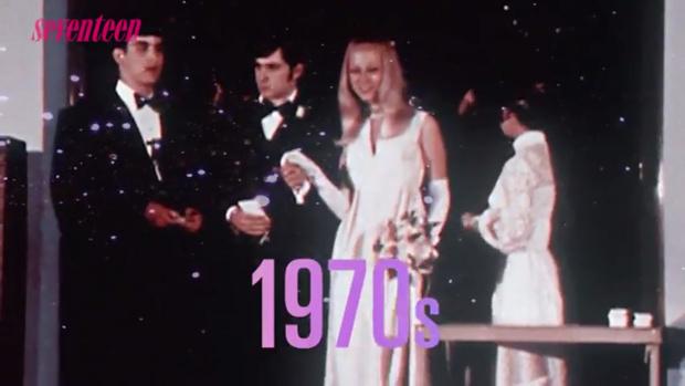 Фото №7 - Как изменился дизайн выпускного платья за последние 80 лет