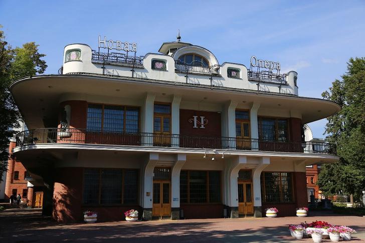 Фото №3 - Опера в саду: как был создан и развивался один из главных музыкальных театров России