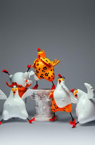 Фото №20 - ЦУМ устроит аукцион «леопардов» для помощи детям