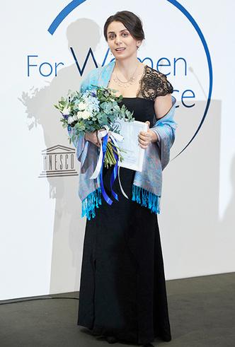 Фото №2 - В Москве вручили стипендии L'Oreal-Unesco «Для женщин в науке»