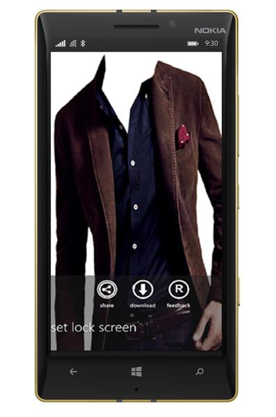 Приложение Formal Suit Men Fashion