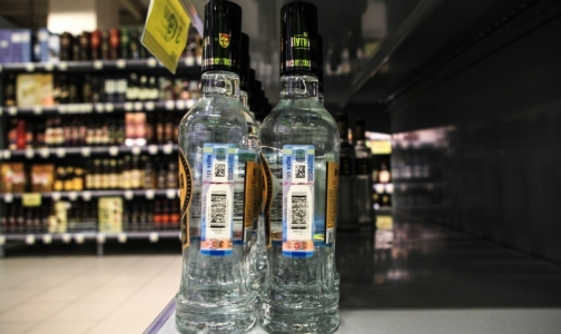 Фото №1 - В Петербурге растет число алкогольных отравлений