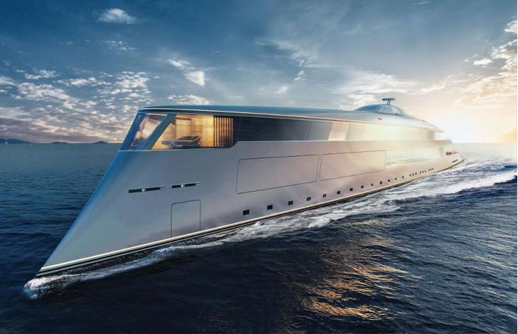 Фото №1 - Назван первый покупатель водородной яхты