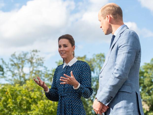 Фото №3 - Беременна или нет: о чем говорит язык тела Уильяма по отношению к Кейт