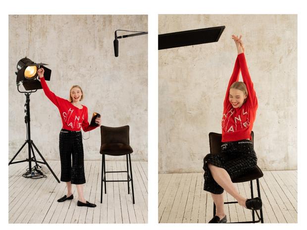 Фото №3 - 3 красивых видеоролика с идеями весеннего макияжа: показывает Марина Васильева
