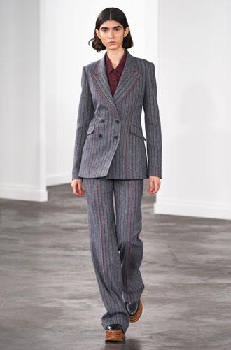 Фото №36 - От классики до сочных красок: лучшие костюмы с Недели моды в Нью-Йорке