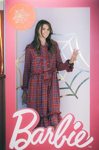 Фото №9 - Презентация капсульной коллекции Charlotte Olympia x Barbie в Москве