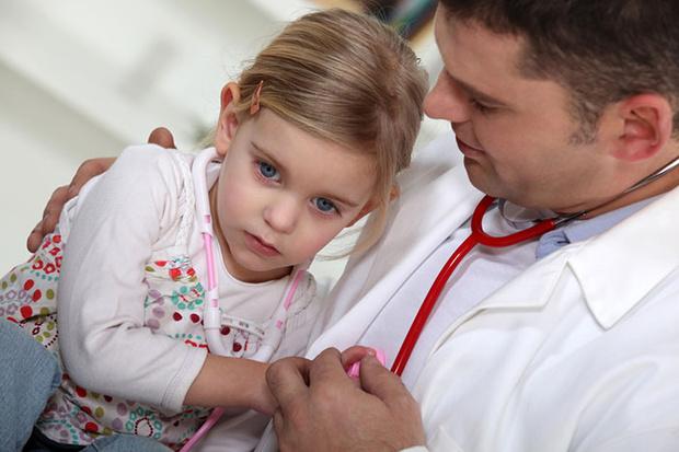 Фото №4 - Как научить ребенка не бояться докторов