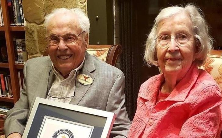 Фото №1 - Старейшая в мире супружеская пара отмечает 80-ю годовщину свадьбы