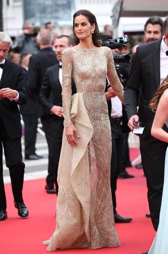 Фото №16 - Модные Канны-2017: Наташа Поли, Джессика Честейн и другие красавицы вечера премьер 26 мая