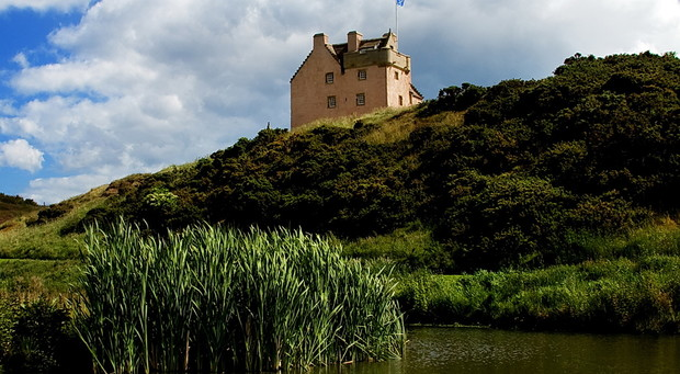 Замок The Tower of Lethendy