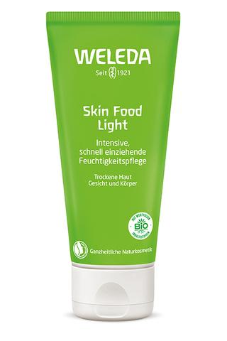 Skin Food — меню для кожи от Weleda