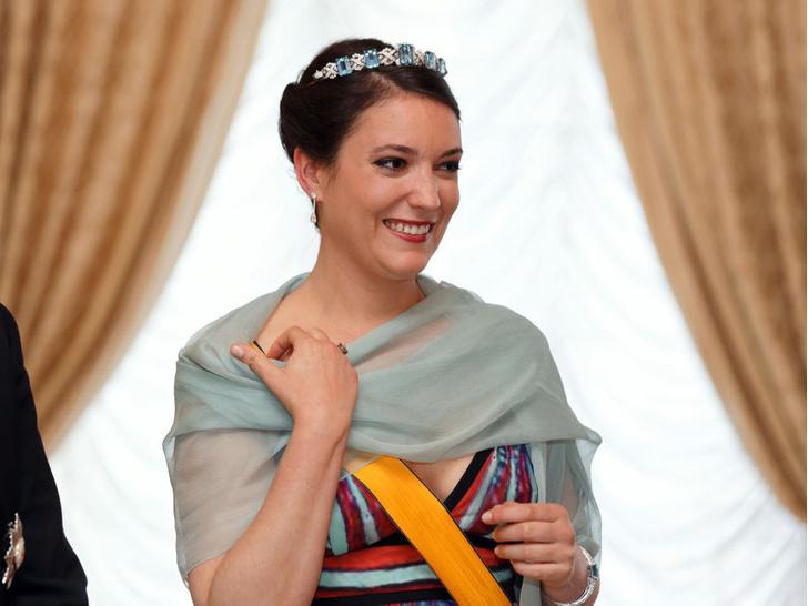 Фото №9 - Самые красивые и дорогие тиары королевской семьи Люксембурга