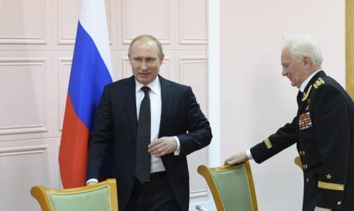 Фото №1 - Путин: Койки в больницах нужны не для оздоровления