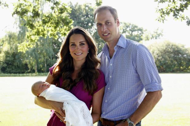 Фото №1 - Британская королевская семья теперь в Instagram