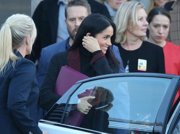 Фото №3 - Как беременность герцогини Сассекской поможет Терезе Мэй