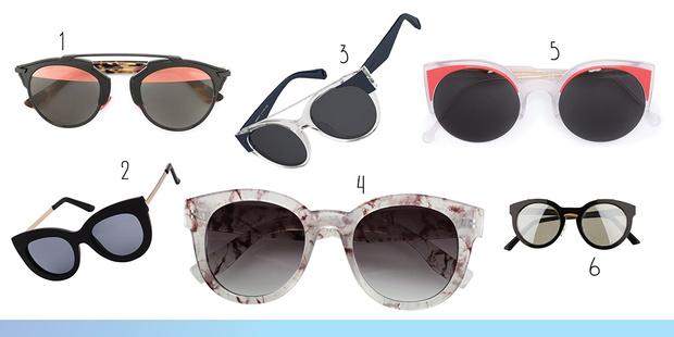 Фото №3 - Toп-30: Солнечные очки