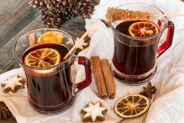 Фото №3 - Вкус зимней сказки: 3 простых рецепта согревающих напитков