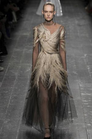 Фото №11 - Плиссе и круазе: как одежда балерин вновь вернулась в моду
