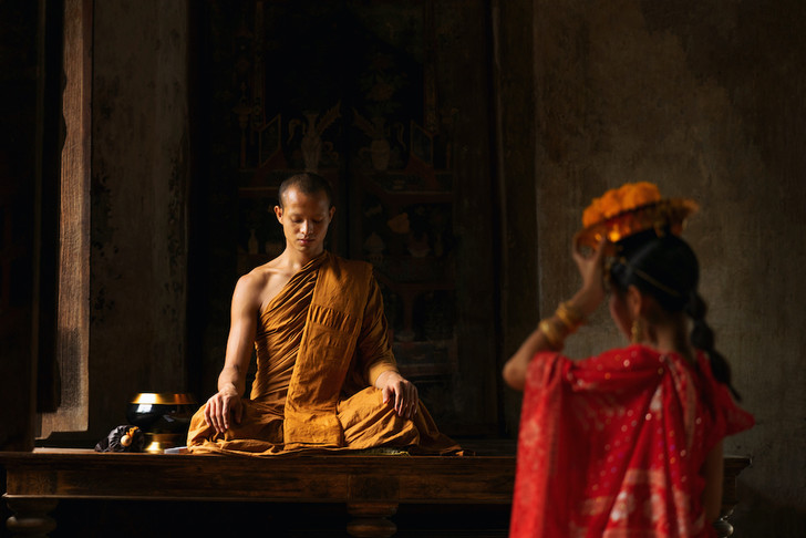 Фото №1 - Медитация замедляет старение мозга
