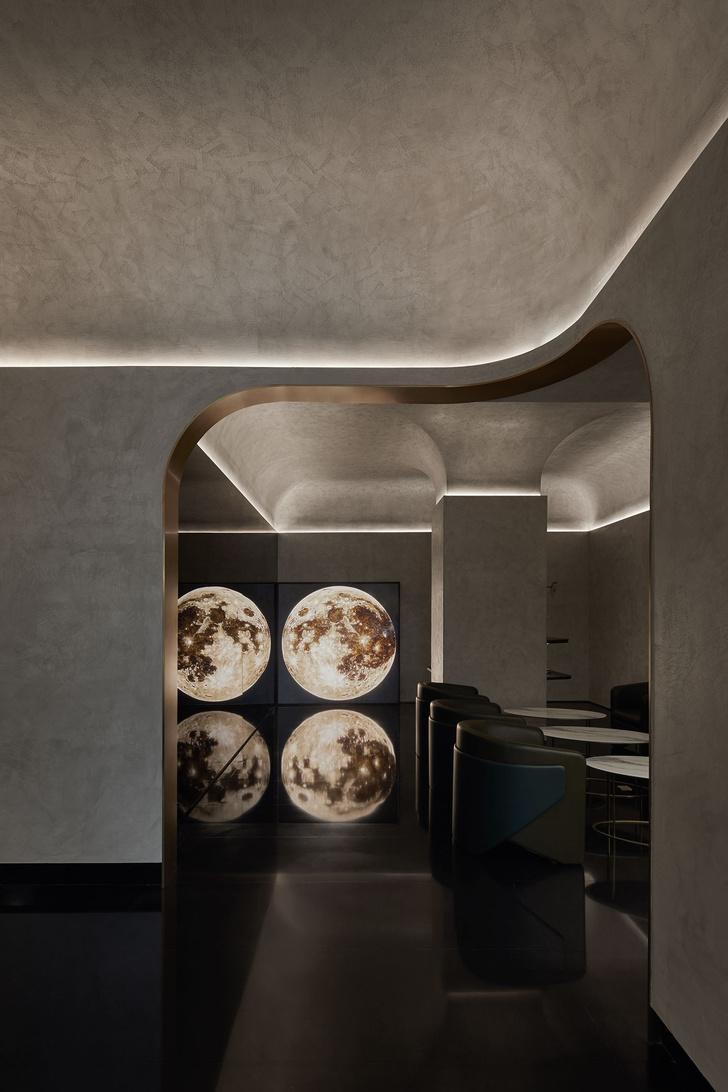 Фото №2 - Лунная призма: спа-центр в Шанхае