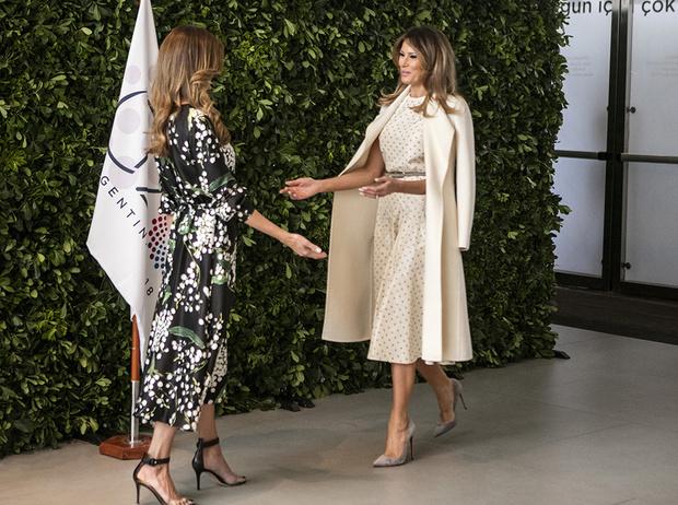Фото №16 - G20 в Аргентине: самые яркие модные выходы Первых леди