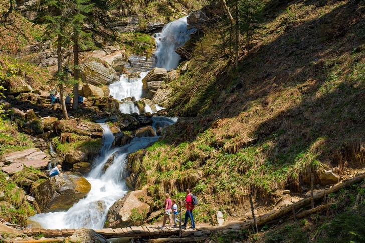 Фото №4 - История водопадов «Менделиха»