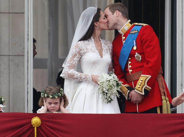 Фото №14 - Факты о свадьбе Кейт Миддлтон и принца Уильяма, о которых вы могли не знать