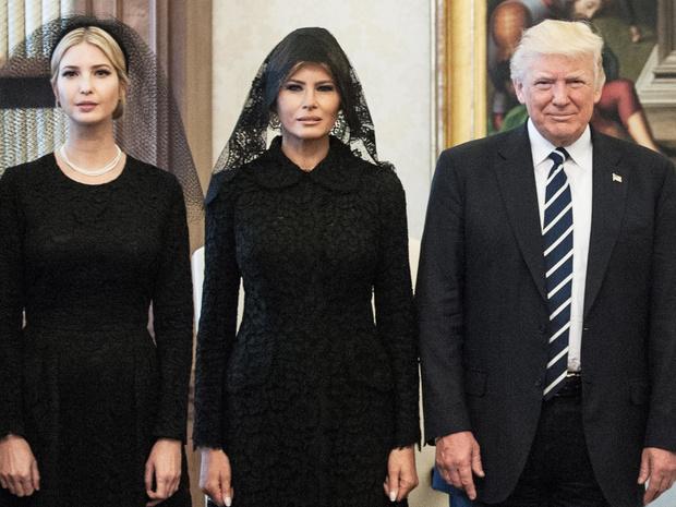 Фото №1 - После Белого дома: почему следующий год станет непростым для всех Трампов