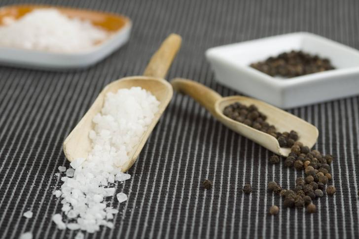 Фото №1 - Назван безопасный уровень употребления соли