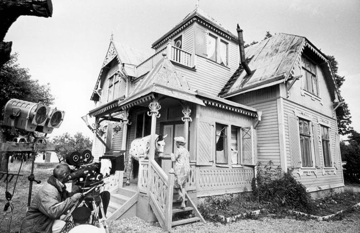 Фото №8 - Бывший дом Астрид Линдгрен в Стокгольме