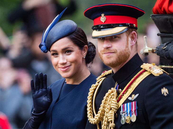 Фото №1 - О чем говорит новое украшение герцогини Меган