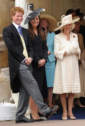 Фото №2 - Быть герцогиней: какой совет Камилла дала Кейт перед свадьбой