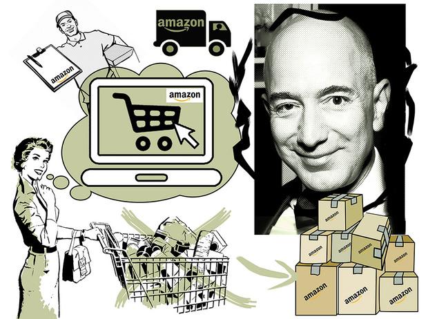 Фото №3 - Как зарабатывали в детстве создатели Amazon, IKEA и других успешных компаний