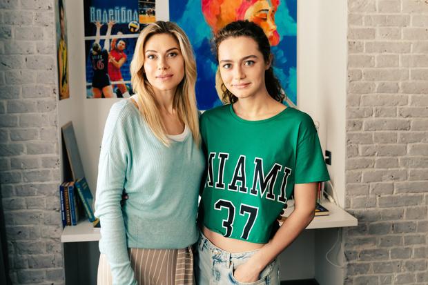 «Дылды»: Ангелина Поплавская и Дарья Пицик рассказали об участии в новом сериале