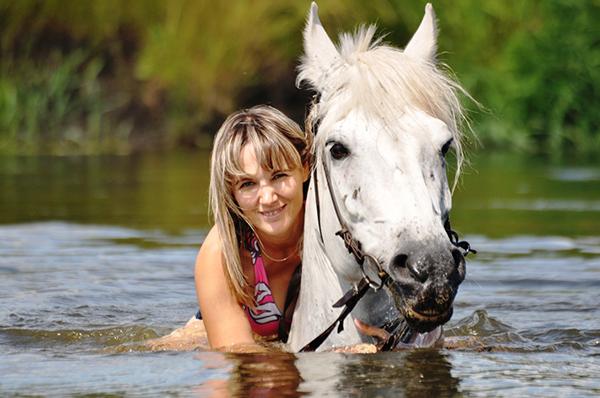 Фото №30 - Девушки на коне: самые романтичные наездницы Ульяновска