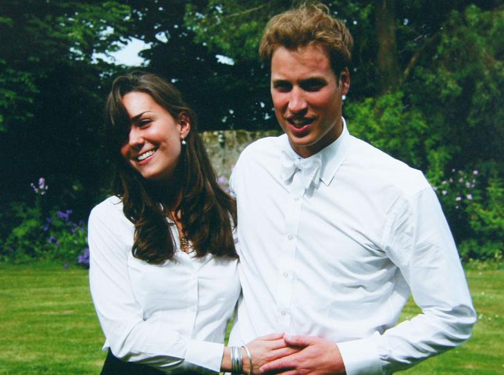 Фото №1 - От Джессики Крейг до Кейт Миддлтон: все девушки принца Уильяма