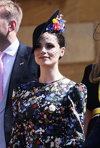 Фото №39 - 20 самых стильных гостей на свадьбе Меган Маркл и принца Гарри