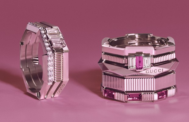 Фото №6 - Gucci показали коллекцию украшений, с помощью которых легко признаться в любви