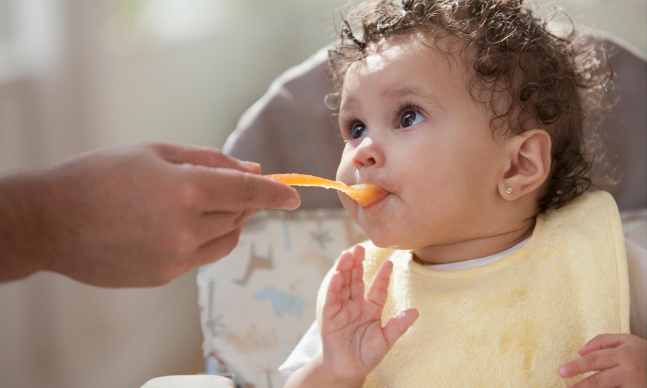 Питание ребенка от года до двух: как правильно