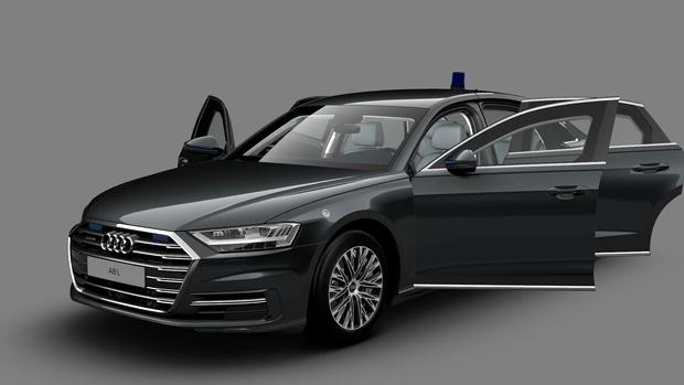 Фото №1 - Audi A8 L Security: автомобиль, который тебе могут и не продать