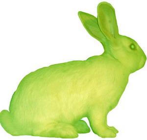 Фото №1 - Светящийся кролик даст потомство
