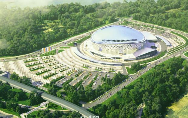 Фото №1 - В Новосибирске объявили аукцион на строительство нового ЛДС