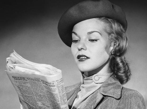 Фото №2 - Как найти мужа: самые необычные советы из женских журналов 50-х годов