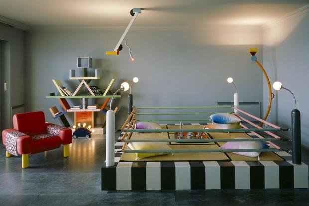 Фото №5 - Выставка Memphis в Музее Дизайна Vitra