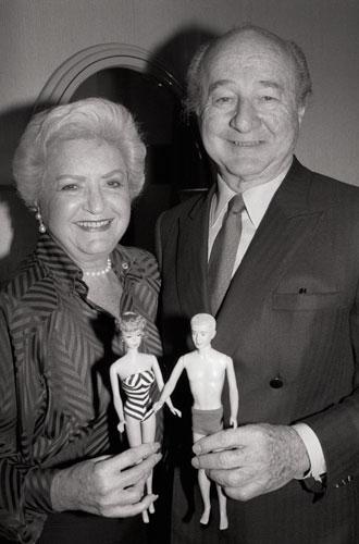 Фото №4 - Рут Хэндлер: от простой стенографистки до создательницы легендарной куклы Barbie