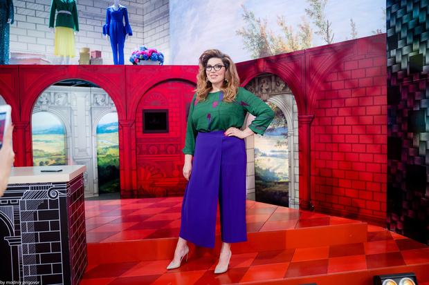 Фото №2 - Помощница Петросяна стала ведущей «Модного приговора»