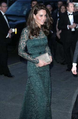Фото №89 - Любимые бренды одежды герцогини Кембриджской