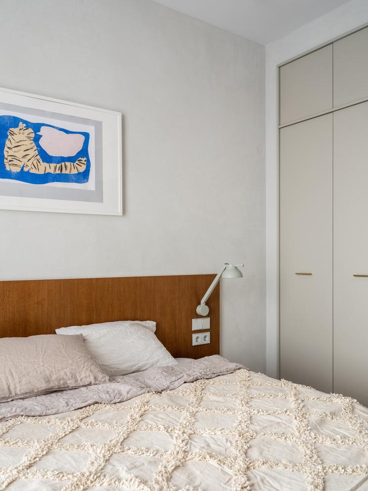 Фото №11 - Лаконичная квартира в теплых натуральных оттенках